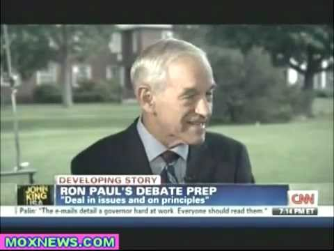 Ron Paul: Libyan War Is About Commercial Business and Unconstitutional
