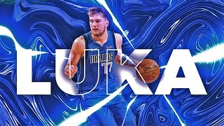 Luka Doncic Mix Never Stop Future