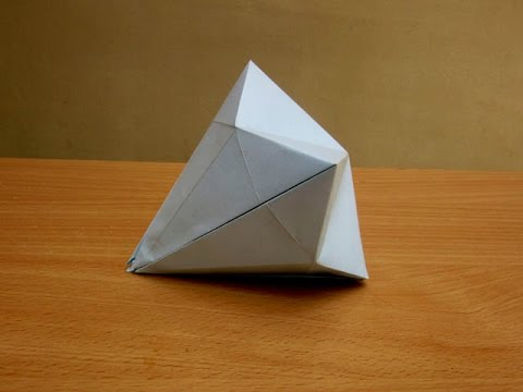 How to Make a Paper Kohinoor Diamond - Easy Tutorials