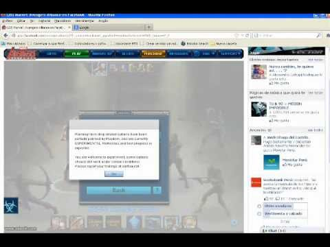 Hack de Marvel Avengers para Facebook 2013 (como sacar comand points)