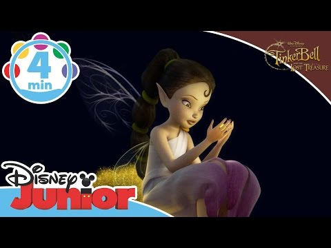 Tinkerbell and the Lost Treasure | Fairy Tales | Disney Junior UK