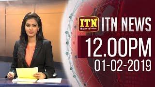 ITN News 2019-02-01 | 12.00 PM