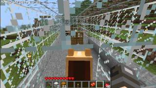 Minecraft : Mo Creatures : How to Breed Horses, How to Make a Saddle, and How to Tame a Horse