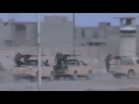 Obama authorizes airstrikes in Iraq