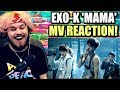 EXO-K 엑소케이 'MAMA' MV (Korean ver.) | DID NOT EXPECT THIS! | REACTION!!