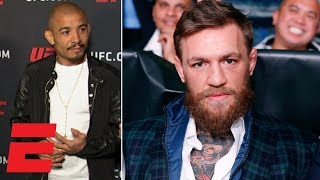 Jose Aldo wants Conor McGregor rematch, but Max Holloway vs. Brian Ortega winner first | UFC 230
