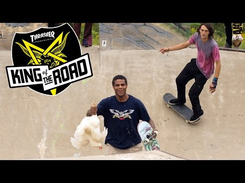 King of the Road 2014: Episode 7