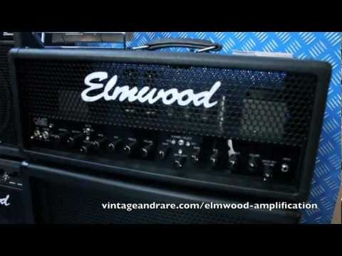 Elmwood Amps / Fuzz Guitar Show 2011 / Sweden / Vintage&RareTV
