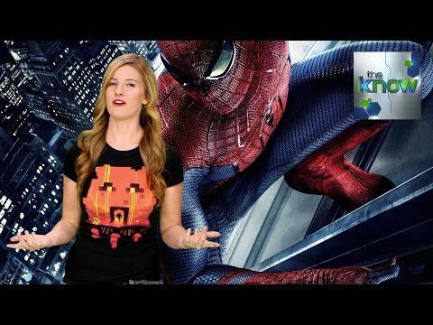 Engineers Develop Spider-man Gloves To Scale Buildings - The Know video