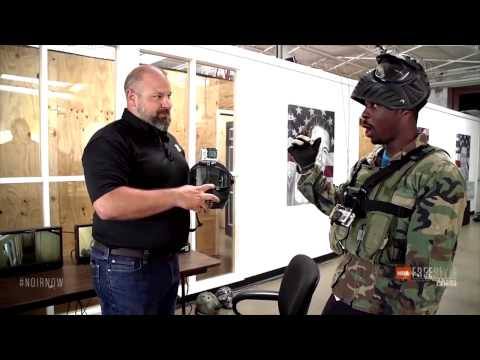 Simunition Training With Trident Response Group on NOIR