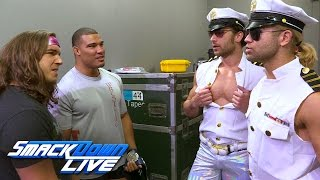 "American Alpha shuts down the ""Fashion Police"": SmackDown LIVE Exclusive, Feb. 21, 2017"