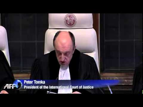 Balkans : Top UN court rejects Balkan genocide claims Feb 3, 2015