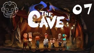 Let's Play The Cave #007 - Geheimes Atombombenversuchslabor [deutsch] [720p]