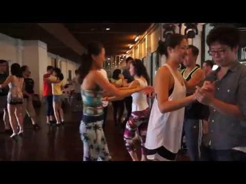 Zouk SEA 2016 Workshop Dances 1 ~ video by Zouk Soul