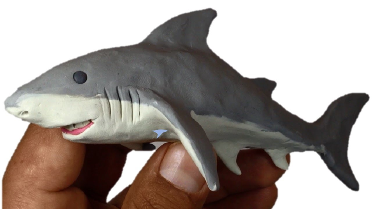 Как сделать акулу