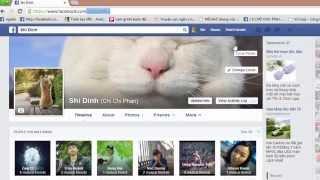 Mẹo Facebook : Hướng dẫn đổi URL Facebook cá nhân