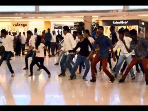 Flash mob at Express Avenue : MITAFEST 2014
