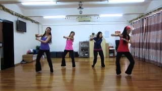 Bollywood Song Practice---Jiya Re (Mar 2013)
