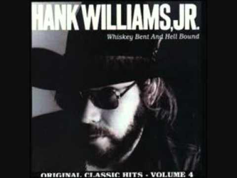 Hank Williams Jr - Outlaw Women