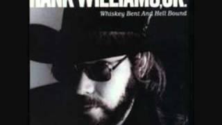 Hank Williams Jr. Outlaw Women