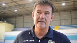 L'Italia torna in stage - Trillini: Ho ritrovato giocatori vogliosi di allenarsi