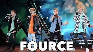 FOURCE - THERE'S NOTHING HOLDIN' ME BACK | JUNIORSONGFESTIVAL.NL🇳🇱