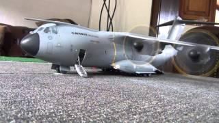 Airbus A400M Revell 1:72 elektrisch