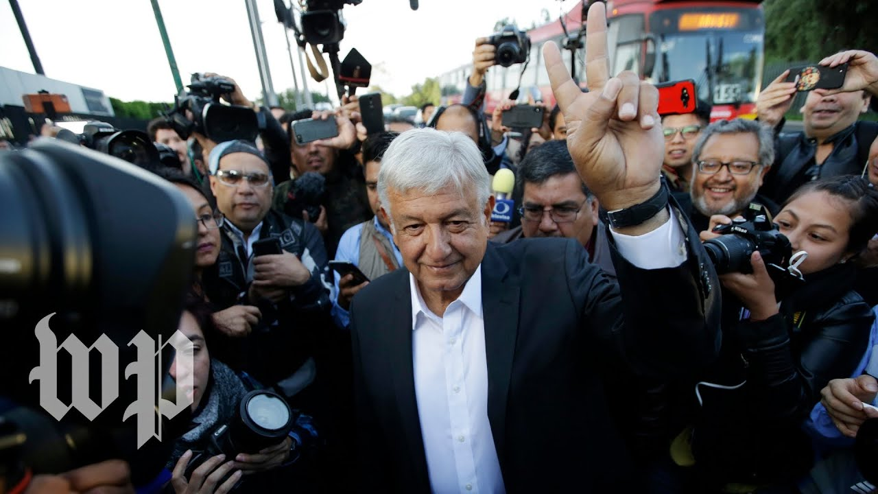 Mexico's new president is no fan of Donald Trump