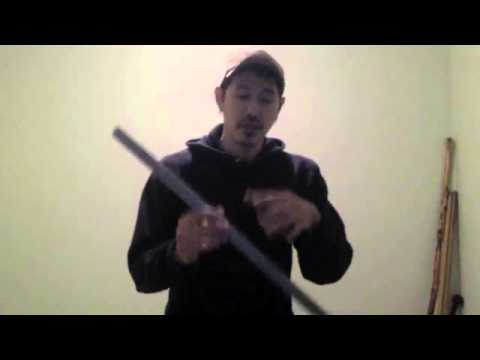 eskrima and nunchaku Image 1
