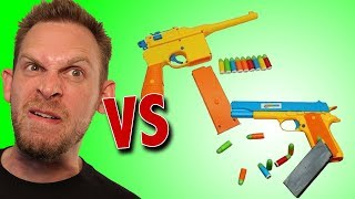 Toy Guns Unboxing from ZAHAR Toys