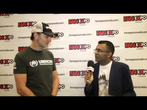 Exclusive Interview With The Walking Dead's David Morrissey At Fan Expo Canada 2014