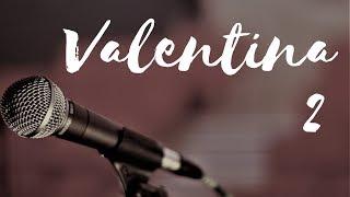 valentina promo aperitivo jazz