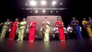 Download Lagu PERTUNJUKAN ANGKLUNG SAUNG ANGKLUNG UDJO I ODEON THEATRE DE L'EUROPE PARIS I RED AVENUE INDONESIA Gratis STAFABAND
