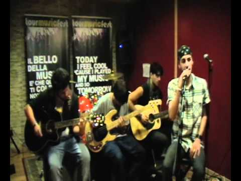 High Tension – Come un'onda (acoustic version) @Tour Music Fest