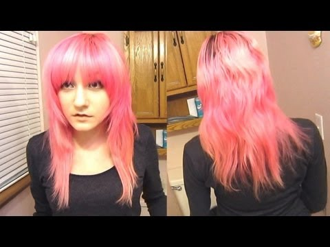 How Jemminem Cuts Her Hair