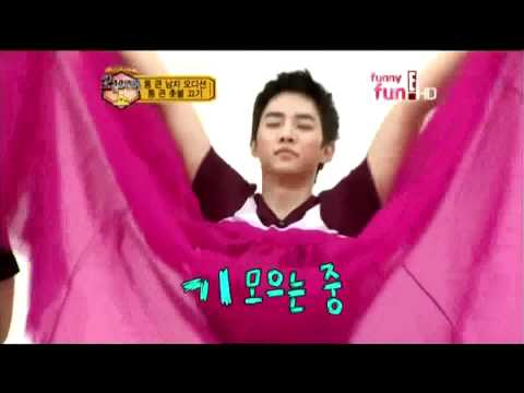 2PM funny moments