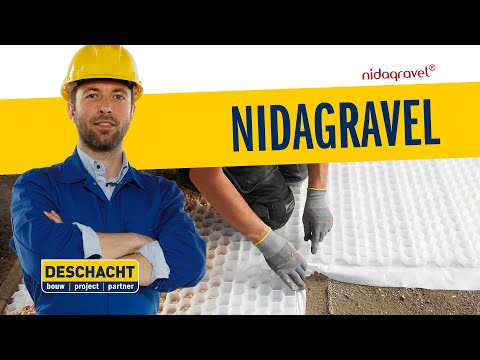 Nidagravel videolike for Dupont ground grid stabilisateur de graviers
