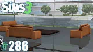 The Sims 3: Ultra Modern Future House - Part 286