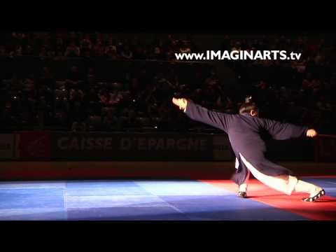 Wudang Pai - Master Yuan Li Min 1 - www.IMAGINARTS.tv 袁理敏