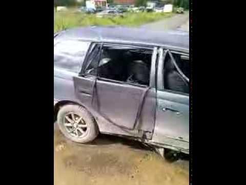 Углекислотный газ, авто в хлам!!!