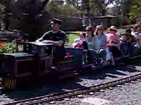 Mini-train fun day #4