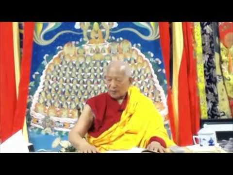 34 Aryadeva's 400 Stanzas with Geshe Yeshe Thabkhe Verses 251-258 08-24-16