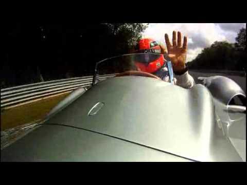 Michael Schumacher und Nico Rosberg - Nordschleife VNR