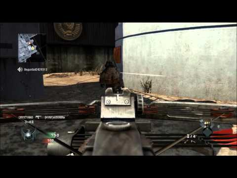Black Ops: FFA Crossbow and Hawks Only! 'This Gun F---ing Sucks'