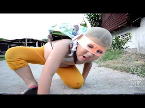 NinJa Rùa phiên bản trẻ trâu Thái Lan, ko nhặt được mồm lun ))