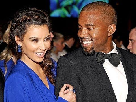 Kanye West & Kim Kardashian Tie The Knot In Italy. Jay Z Beyonce skip wedding.