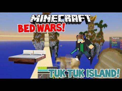 BED WARS #71 – Tuk Tuk Island – Let's Play Minecraft Bed Wars [Deutsch] [Full/HD]