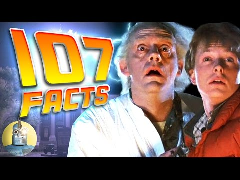 107 Back To The Future Facts YOU Should Know! (Cinematica)