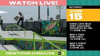 WATCH: 2019 Dew Tour Long Beach Day 3