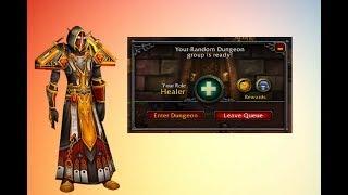 Jagten På Legendaries (World of Warcraft: Legion)